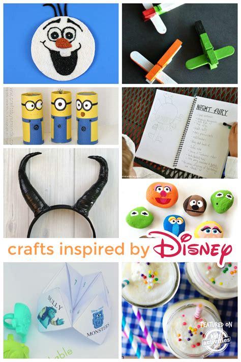 55 disney crafts 483 | Disney crafts