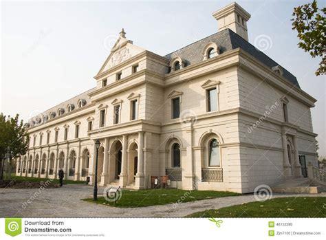 european architects in asia china beijing garden expo european architecture editorial image image 46153280