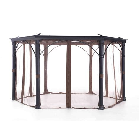 hexagon gazebo universal netting for hexagonal gazebo