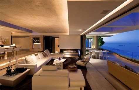 modern mansion interior world of architecture amazing mansion house by saota overlooking the city and ocean cape town