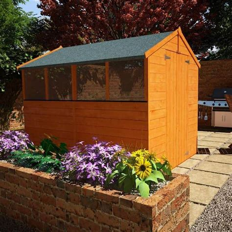 garden sheds lincoln the billyoh lincoln 4000 popular tongue and groove