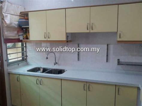 Kitchen Table Quartz Top by Solid Top Sdn Bhd Refurbishing Kitchen Cabinet Worktops