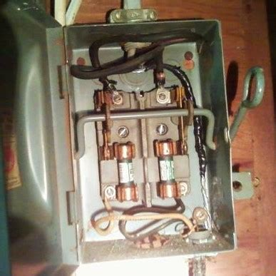 Electricity Fuse Box by Residential Electric Fuse Box Vs Circuit Breaker Panel