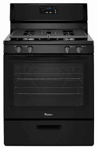 Whirlpool 30 U0026quot  Gas Range- More Colors