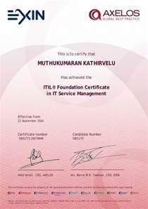 itil 2011 foundation certified logo for resume itil foundation certificate itil v3