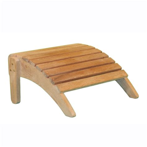 adirondack chair footrest home furniture design