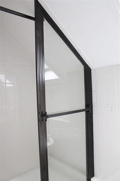 shower door frame only shower door frame only spray painting shower door frame