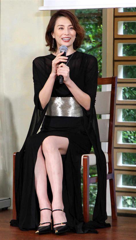 フランス映画祭のミューズを務める米倉涼子、仏進出に意欲「リュック・ベッソン監督が描く女性像が好き」 : スポーツ報知