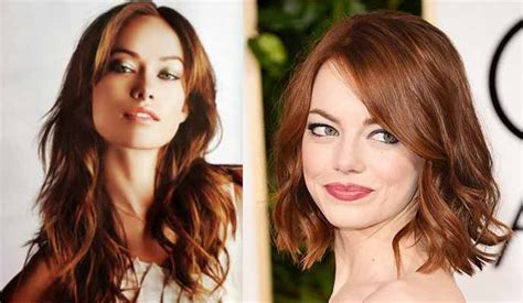 Bronze Hair Color-golden, Brown, Copper, Pictures, Chart