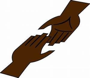 Helping Hands Clip Art at Clker.com - vector clip art ...