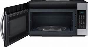 Microwave Inside View