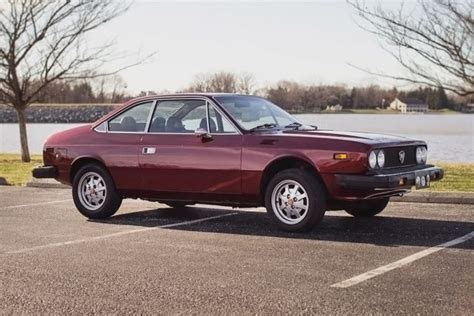Cope Bata nicest in the us 1976 lancia beta coupe