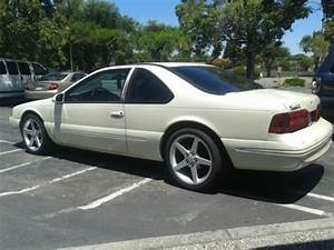 Purchase Used 1996 Ford Thunderbird Lx Coupe 2
