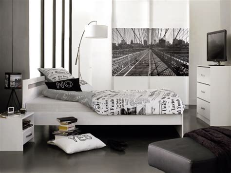 Decoration Maison New York D 233 Co Chambre Style New York