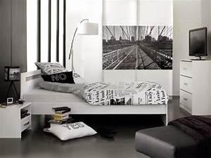 Décoration New York Chambre : d co chambre style new york ~ Melissatoandfro.com Idées de Décoration
