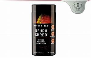 Beyond Raw Neuro Shred Review