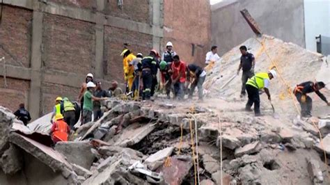 hundreds dead  mexico  earthquake strikes