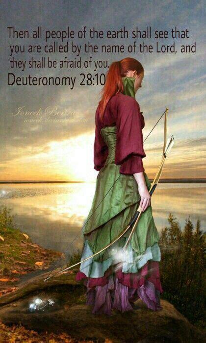 Deuteronomy 28 10