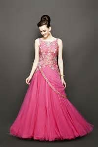 Indo Western Gowns for Weddings