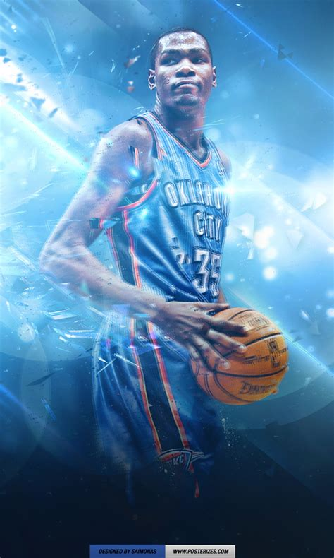 kevin durant kid clutch wallpaper posterizes nba