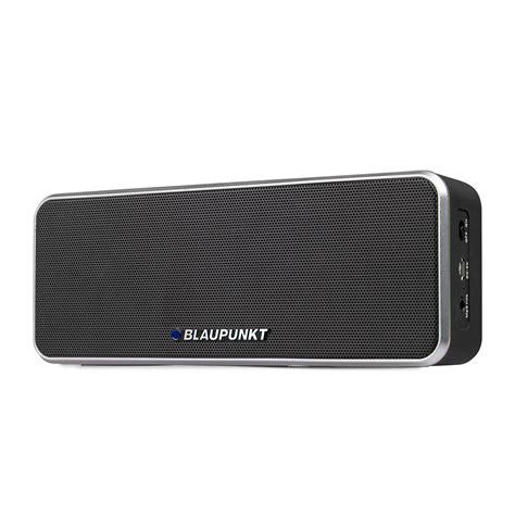 blaupunkt bluetooth lautsprecher blaupunkt bt 6 bl bluetooth lautsprecher mit mikrofon