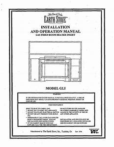 Lennox Ci30 Installation Manual Fireplace