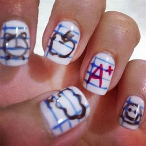 Cute Nail Polish Designs To Do At Home | www.imgkid.com ...