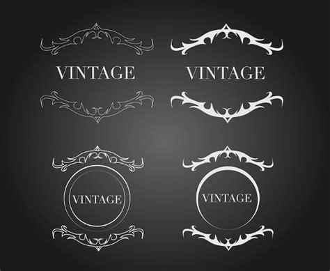 vintage vectors eps png jpg svg format