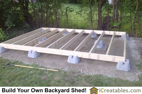 building a shed on concrete piers pictures of backyard shed plans backyard shed photos