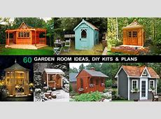 60 Garden Room Ideas & DIY Kits for She Cave Sheds
