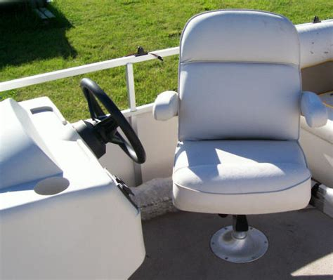 crest pontoon captains chair home page of logoboats 8 foot wide by 18 foot pontoons