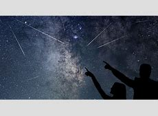Perfect Moonless Night for the Perseid Meteor Shower