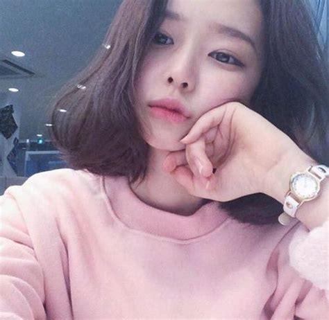 girl ulzzang  pink image