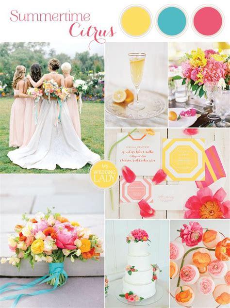 Bright And Colorful Preppy Summer Wedding Preppy Wedding