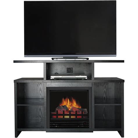 awesome tv stands tv stands with fireplace built in