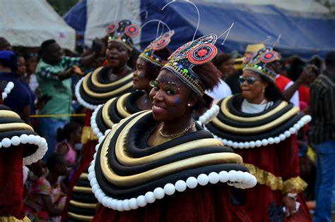 Calabar Cultural Festival in Nigeria
