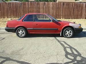 1983 Honda Prelude 5 Speed Solid Body  Rare Early 2nd Edition Survivor Runs Good