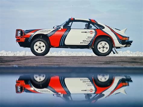 porsche  sc safari rally   wallpaper