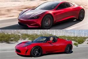 Tesla Roadster Occasion : tesla roadster ~ Maxctalentgroup.com Avis de Voitures