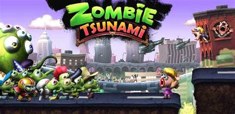 zombie tsunami  apk mod coin android el androide black