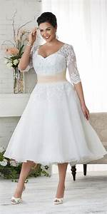 16 gorgeous wedding dresses that are perfect for curvy With wedding dresses for petite curvy brides