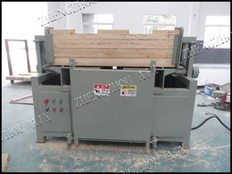 double sides wood pallet notcherwood pallet machinewood