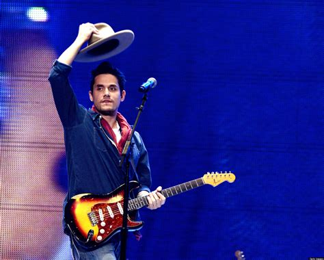 John Mayer's Sixth Album In The Works As Singer Records In