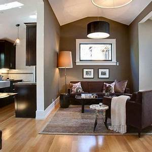 light wood floors with dark brown furniture color ideas With wall paint colors for light wood floors
