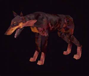 Image - Zombie Doberman from RE2 - HD.png | Resident Evil ...