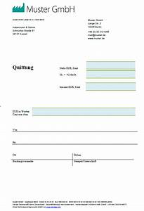 Als Privatperson Rechnung Schreiben : quittungsvorlage quittungsvordruck zum quittung schreiben ~ Themetempest.com Abrechnung