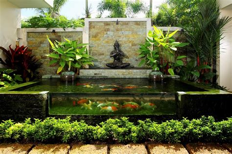 pond landscape design 35 sublime koi pond designs and water garden ideas for modern homes