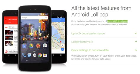 android version 5 1 android 5 1 is here and coming to android one phones