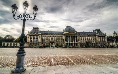 Brussels Palace Royal Wallpapers Belgium Palaces Freyer