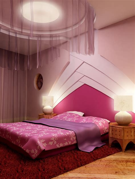What Is The Best Color For Bedroom With Romantic Interior